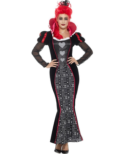 Deluxe Baroque Dark Queen Costume