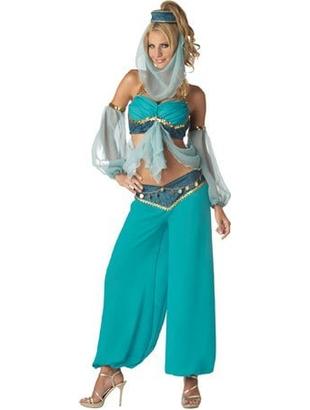 Elite Harem's Jewel Costume
