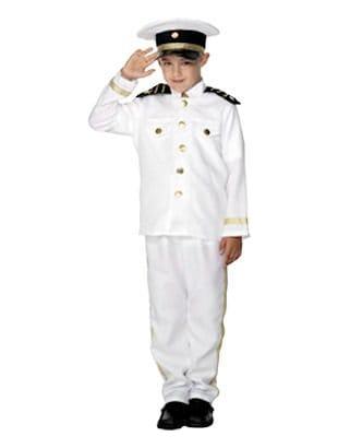 kids captain costume