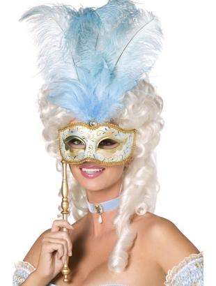 baroque fantasy mask