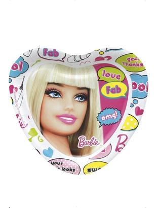 Barbie Plates  sc 1 st  The Costume Shop & barbie_party_plates.jpg