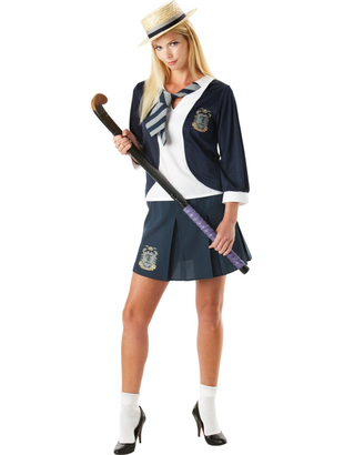 St Trinian's School Girl costume