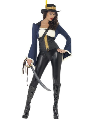 penelope pirate Costume