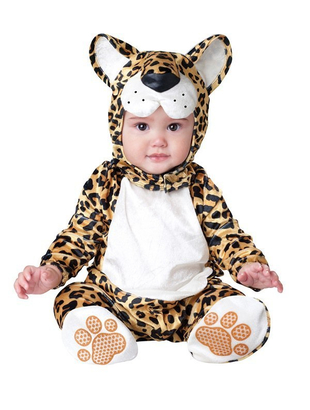 Lil Leapin' Leopard costume