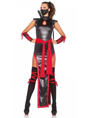 Shadow ninja Costume