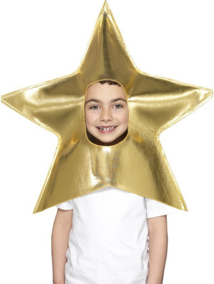 Christmas Star Headpiece