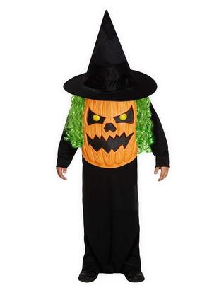 Pumpkin Jumbo Face Costume