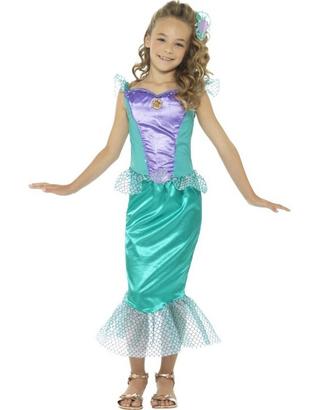 Deluxe Mermaid Kids Costume
