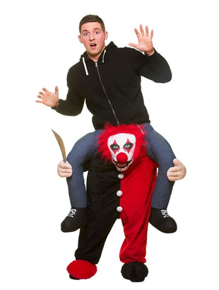 """Carry Me"" killer clown"