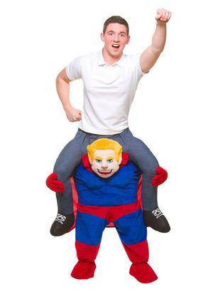 """Carry Me"" super hero"