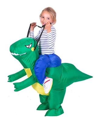 Inflatable dinosaur Costume - Kids