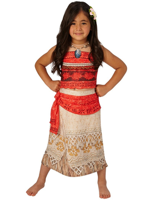 Disney Moana Deluxe Costume - Kids