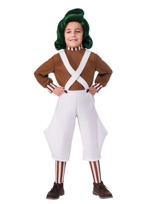 Oompa Loompa Costume - Kids