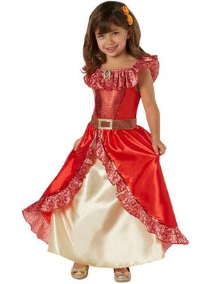 Disney Elena Of Avalor Deluxe Costume - Kids