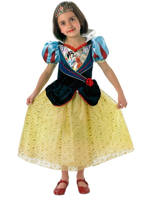 Shimmer Snow White Kids Costume