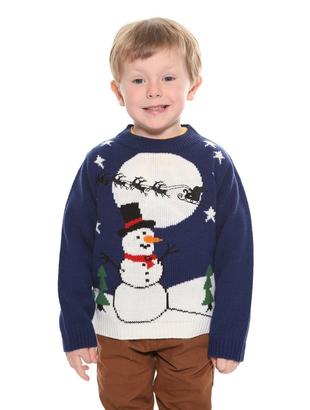 Child's Christmas Jumper