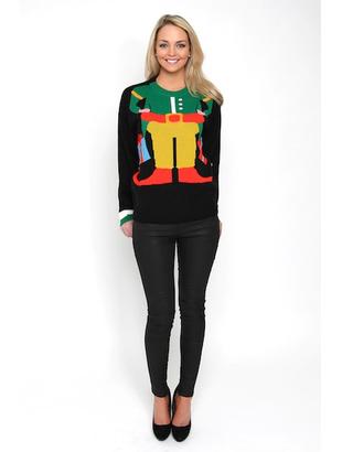 Ladies Elf Jumper