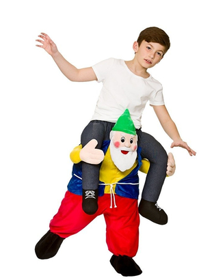 Carry Me Gnome - Kids