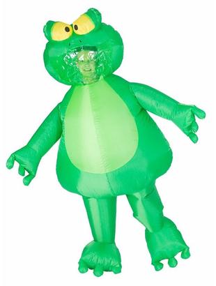 iInflatable Frog Costume