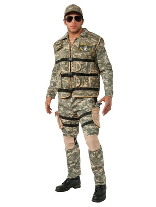 Seal Team 2 Costume