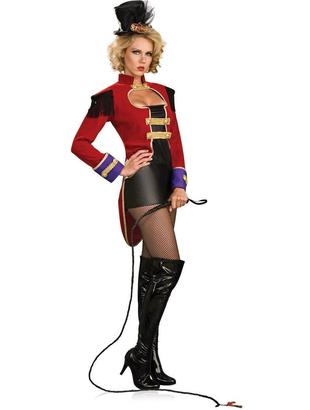 ring mistress costume