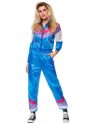 ladies Shell Suit