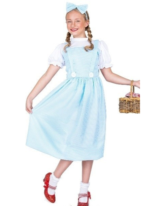 kids Traditional Dorothy costume
