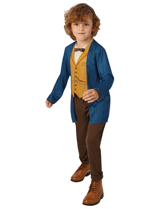 Fantastic Beasts & Where To Find Them - Newt Scamander