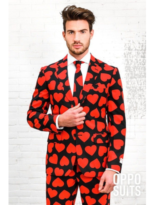King Of Hearts Oppo Suit
