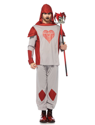 Card Guard Costume - Red