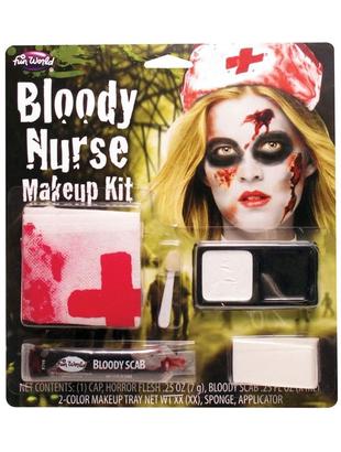 Bloody Nurse Makeup Kit