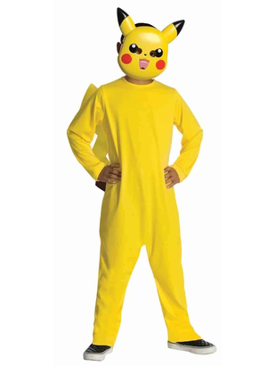 Pokemon Pikachu Kids Costume