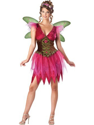 Forest Faerie Costume