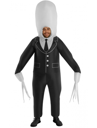Giant Slenderman Inflatable Costume