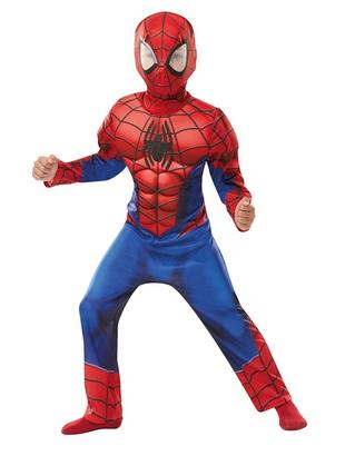 Spider-Man Kids Deluxe Costume