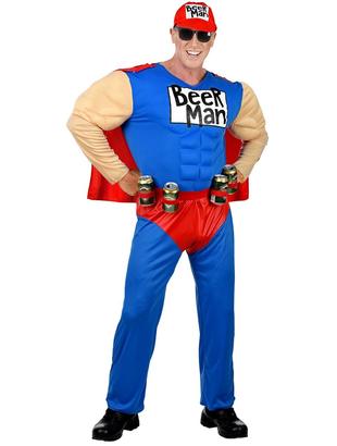Super Beer Man Costume
