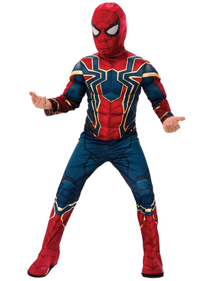 Avengers Infinity War Iron Spider Costume - Kids