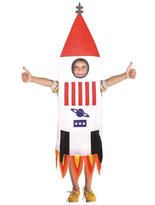Rocket Ship Costume - Kids