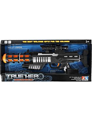 True Hero Super Electron Gun