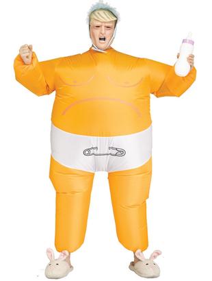 Baby Prez Adult Costume