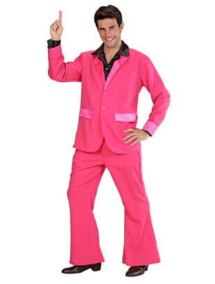 Pink Party Suit