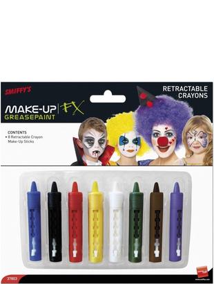 Crayon Make-Up Sticks