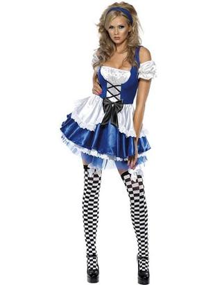 Teen Alice Costume 47