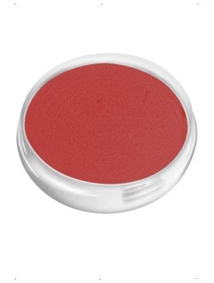 Aqua Based Bright Red Face Paint - 16ml