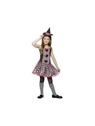 Girls Spelladonna Pink Witch