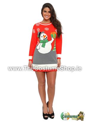 Ladies Christmas Jumper