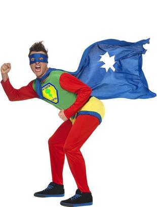 Phantom Farter Men's costume