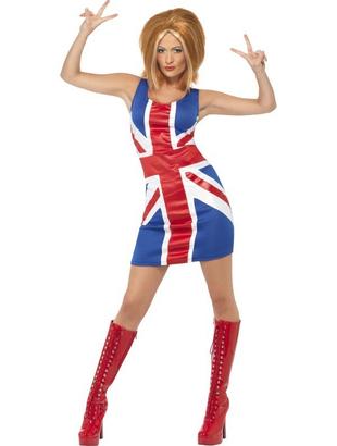 Ginger power costume