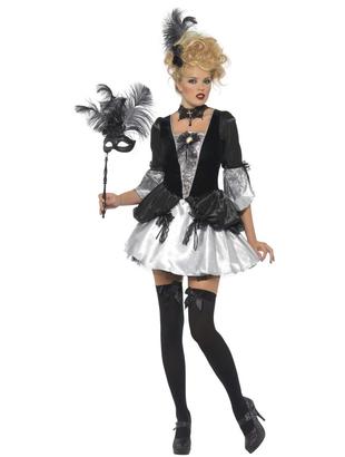 Baroque Fantasy Dress