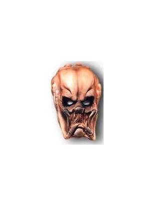 alien crab latex mask